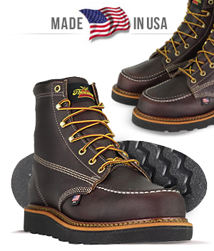 5d0971fe89c THOROGOOD WORK BOOTS | Safety and Non-Safety | AMERICAN MADE - UNION ...