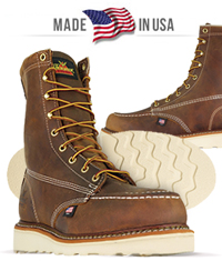 0a53826cc4e THOROGOOD WORK BOOTS   Safety and Non-Safety   AMERICAN MADE - UNION ...
