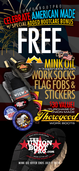Thorogood Work Boots American Made Since 1892 Union