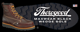 Thorogood Work Boots Safety And Non Safety American