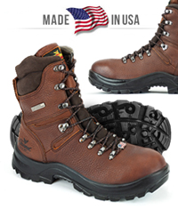 89ed5941644 Thorogood Job-Fitted Omni Athletic Style Work Boots get the work done.