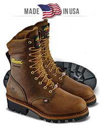 EEE-Width Work Boots